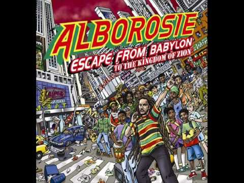 ALBOROSIE KINGSTON TOWN LYRICS