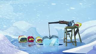 Angry Birds Toons - Cave Pig - S2 Ep9