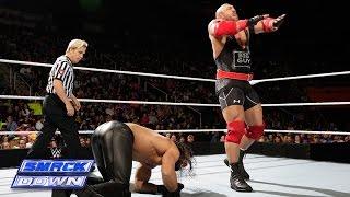 Big Show & Ryback vs. Kane & Seth Rollins: SmackDown, November 21, 2014