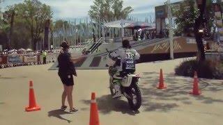 Dakar 2016: al via con una 125 !!