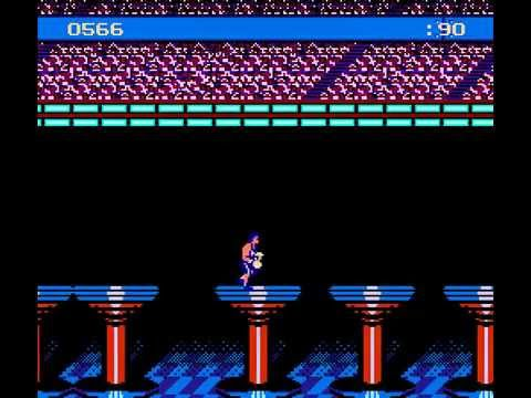NES Longplay [243] American Gladiators