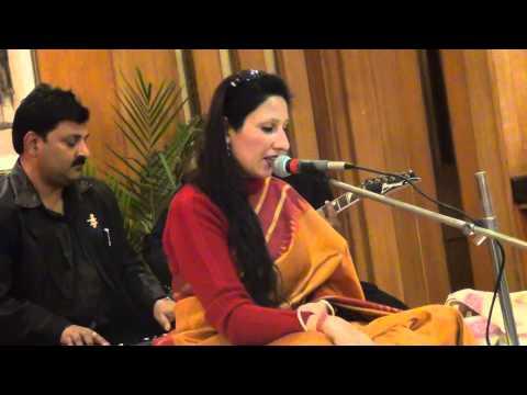 Simrat Chhabra - Zindagi Jab Bi Teri Bazm Main Lati Hai Ghazal...