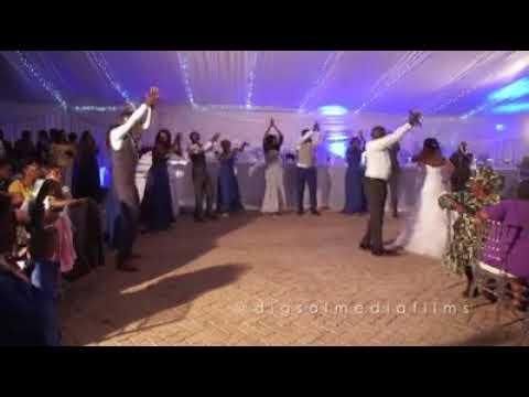 Petunia  macheso wedding dance