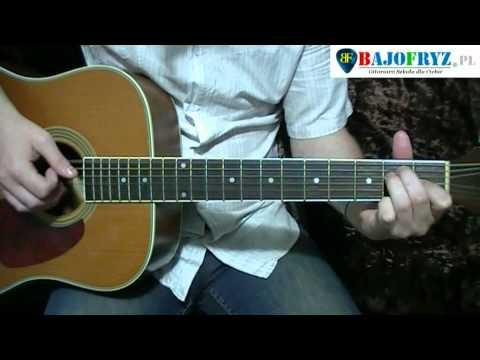 Jak Zagrać Na Gitarze: Perfect - Nie Płacz Ewka