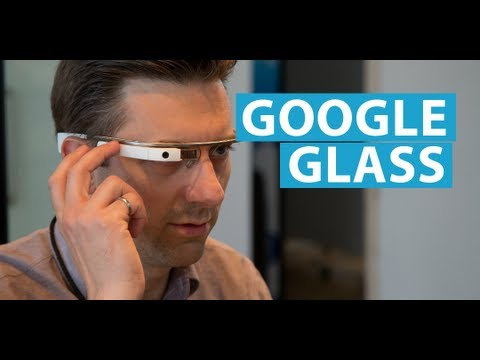 Google Glass Fitting: Behind The Scenes