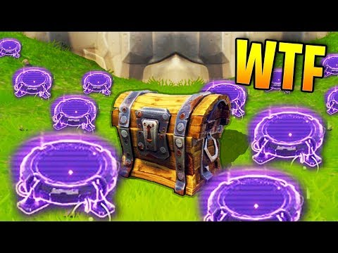 LAUNCH PAD BUG | Fortnite Best Stream Moments #6 (Battle Royale) (Jump Pad Bug)