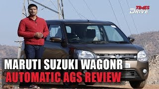 Maruti Suzuki Wagon R 2019 Automatic AGS Review: Things we liked and things we didn't