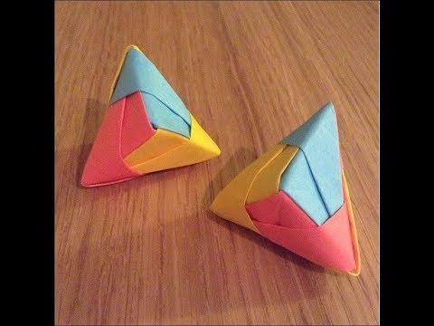 for How to make things from paper folding