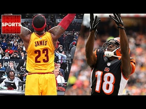 Highest Paid Athletes Per State [LeBron James, Eli Manning And MORE!]
