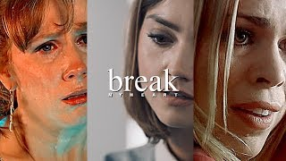 Doctor Who | They Break My Heart