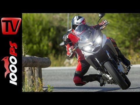 HONDA Crossrunner Test 2015   Fazit, Action, Details