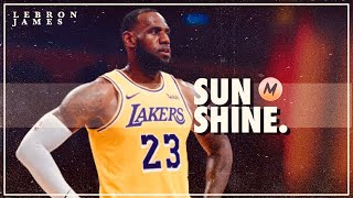 Lebron Jame MIx - Sunshine | 4k |