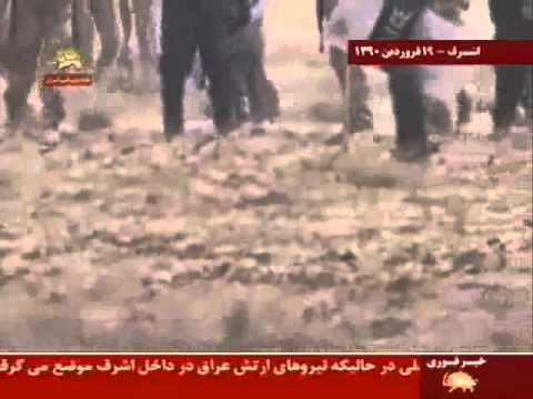 31 dead as Iraqi Forces of Nuri al-Maliki Attack Residents of Camp Ashraf, April 8, 2011