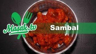 Sambal | Resep #010