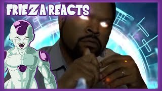 FRIEZA REACTS TO ICE CUBE: THE ULTIMATE ANIME FAN