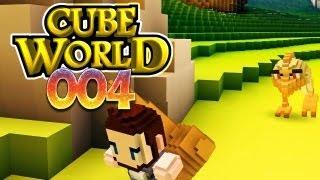 CUBE WORLD [HD+] #004 - Drei Helden der heroischen Heldenhaftigkeit ★ Let's Play Cube World