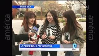 La fiebre del K-Pop coreano - Domingo al día - 19 -04 -2015