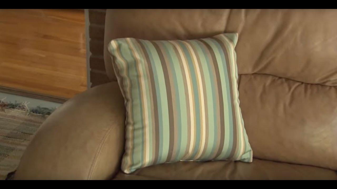 Boxed Corners Throw Pillows How To Make Throw Pillows