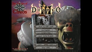 Обзор мода Diablo 2: The Hordes of Chaos. Часть 2.