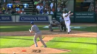 Delmon Young 2012 Highlights