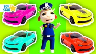 Dolly and compilation series about cars | Dolly and Friends 3D