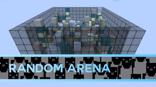 Minecraft 1.10: How I made the random arena from Blocked In Combat