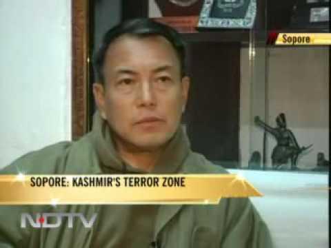 Sopore: Kashmir's terror zone