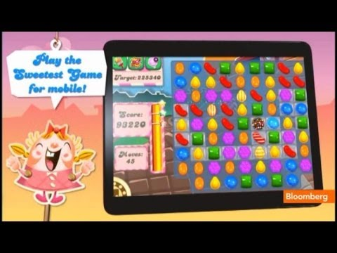 Candy Crush Game Maker King Digital Files for IPO