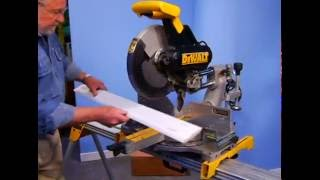 How to Cut Compound Miters and Miter Joints