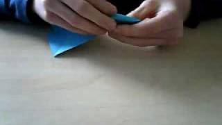 Origami Plane On A Standard Part 1 Of 2