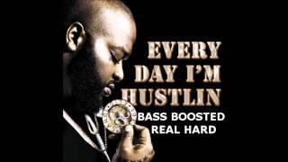 download lagu Rick Ross - Hustlin' Bass Boosted gratis