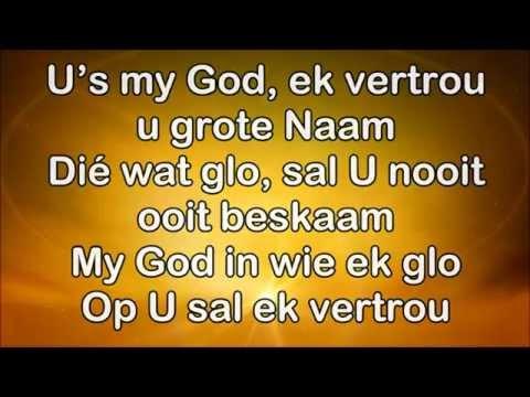 Retief Burger - Us My God