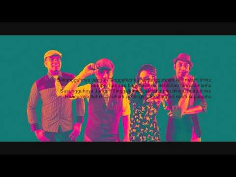 Jangan Tinggalkan Aku lyric video-Abstrak Hingga Ke Bulan (OST Anugerah Terindah)