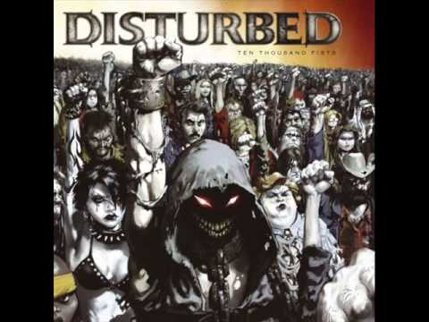 Disturbed-Ten Thousand Fist Music Videos