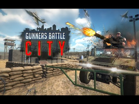 Gunner Battle City APK Cover