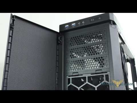 Corsair Carbide 330R Quiet Mid-Tower Case Review