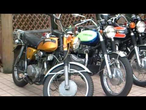 旧車 ドリームメイク 1968 KAWASAI W1SA W1S HONDA CL72 Suzuki GR650
