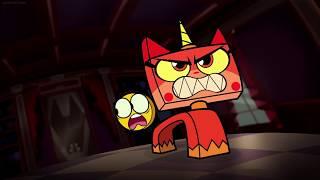 Unikitty's Anger | Unikitty | WB Animation