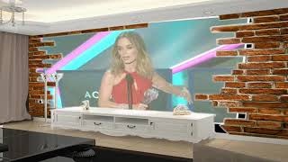 Emily Blunt Wins Best Action Movie Actress - 2015 Critics. Choice Movie Awards _ A&E