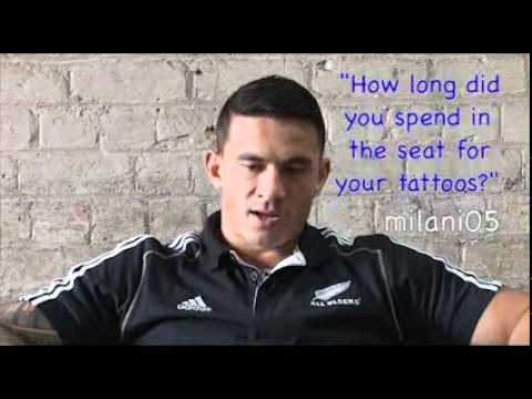 Sonny Bill Williams Answers Your Questions