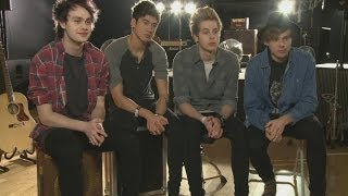 5 Seconds of Summer interview: The boys talk One Direction and plastic boobs