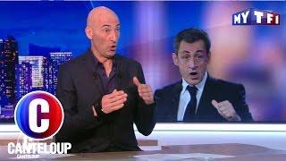Sarkozy donne des (mauvais) conseils à Fillon - C'est Canteloup du 06 Mars