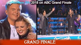 Download Lagu Maddie Poppe & Caleb Lee Hutchinson ARE A COUPLE - SURPRISED ALL & A DUET American Idol 2018  Finale Gratis STAFABAND