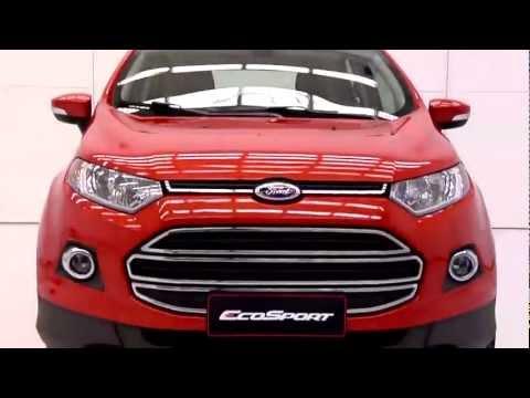 Nueva Ford EcoSport 2013