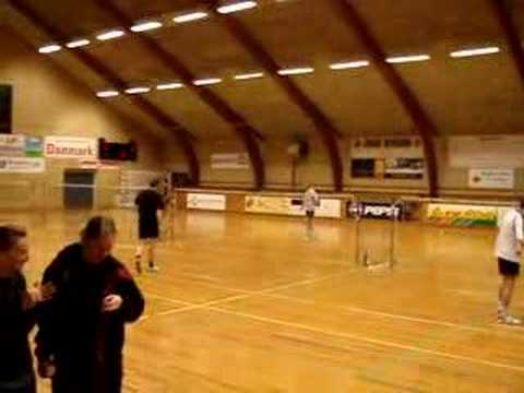 Serie 2 Badminton: VRI-Akademisk BK 2 (part one)