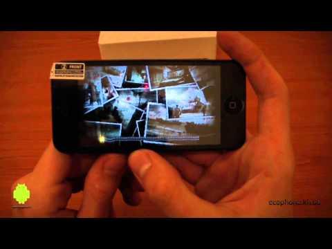 Обзор копии iPhone 5 (MTK6577) black 8Gb китай — Экофон
