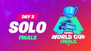 Fortnite World Cup - Day 3 Recap