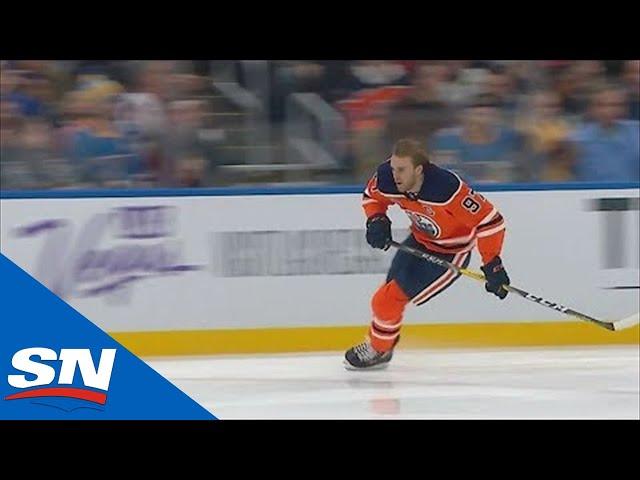 2020 NHL All-Star Skills Competition Fastest Skater
