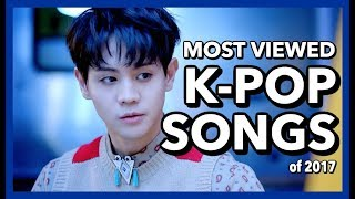 download lagu Most Viewed K-pop Songs Of 2017 - August Week gratis