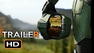 Halo Infinite Trailer (E3 2018) Action Shooter Video Game HD